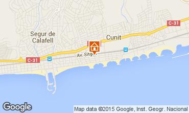 Map Cunit Apartment 84096