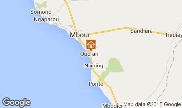 Map Mbour Villa 77706