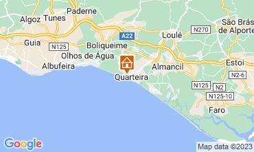 Map Albufeira Apartment 78509