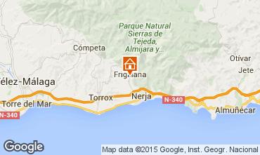 Map Nerja House 11486