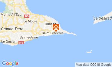 Map Saint Francois Apartment 114412