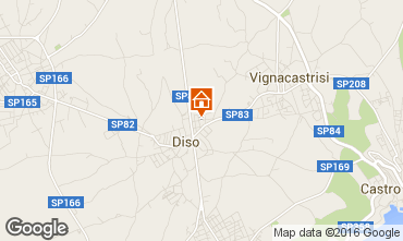 Map Otranto Apartment 102682