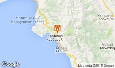 Map Kalamata House 71379
