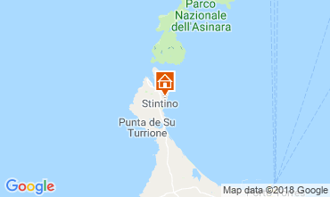 Map Stintino Villa 116098