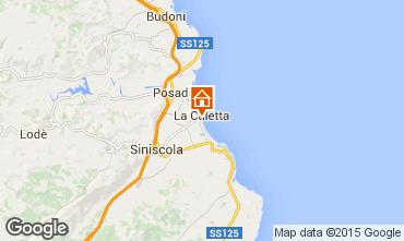 Map La Caletta Apartment 69208