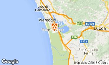 Map Viareggio House 70340