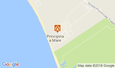Map Principina a Mare House 114111