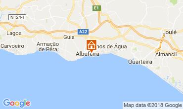 Map Albufeira Villa 116032