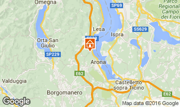 Map Arona House 100694