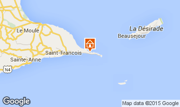 Map Saint Francois Villa 65357