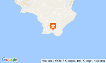 Map Salou Apartment 66831