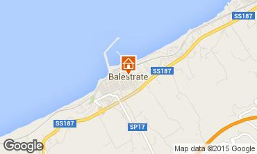 Map Balestrate Villa 96783