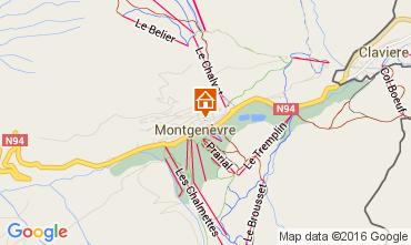 Map Montgenevre House 103270