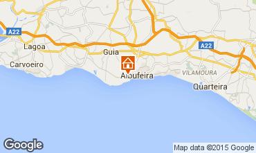 Map Albufeira Apartment 47517