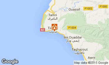 Map Agadir Apartment 51987