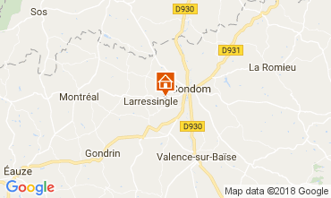 Map Of France Gascony.Gascony Vacation Rentals
