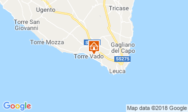 Map Torre Vado Unusual accommodation 116142