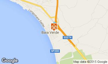 Map Gallipoli Apartment 94028