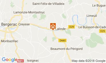 Map Couze et Saint Front Villa 113497