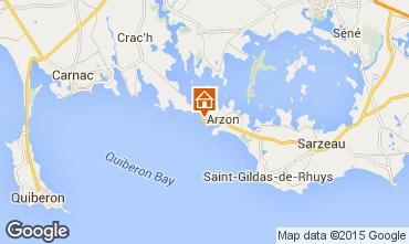 Map Arzon Apartment 9759