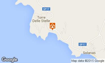 Map Torre delle Stelle Villa 71880