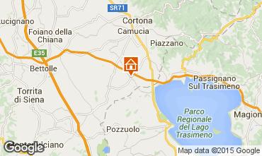 Map Cortona House 79432