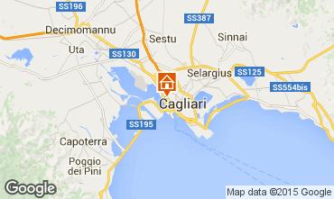 Map Cagliari Apartment 94155