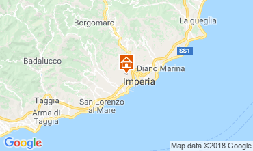 Map Imperia Apartment 116424