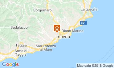 Map Imperia Apartment 116424