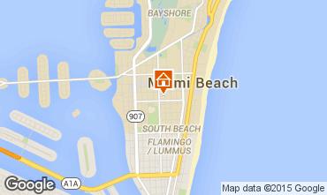 Map South Beach Apartment 33596