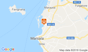 Map Marsala Villa 116664