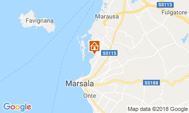Map Marsala Villa 116664