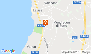 Map Lazise Apartment 42959