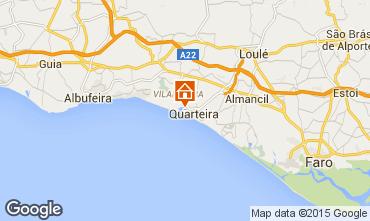 Map Vilamoura Apartment 47516