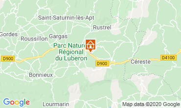 Map Apt Vacation rental 119190