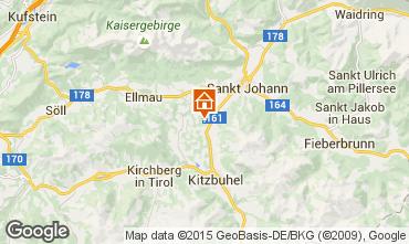 Map Kitzbühel Apartment 19664
