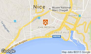 Map Nice Apartment 35021