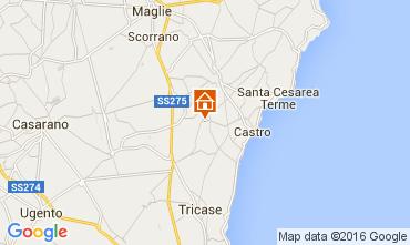 Map Castro House 92816