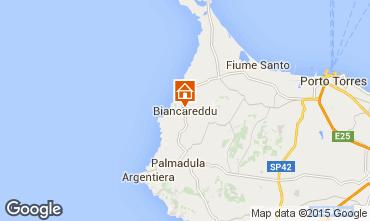 Map Stintino Apartment 58009