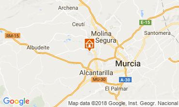 Map Murcia Villa 113991
