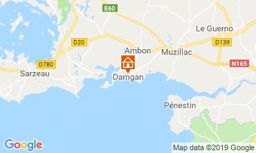 Map Damgan Apartment 119018