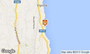 Map Vasto Apartment 63001