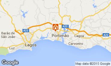 Map Portimão Apartment 75533