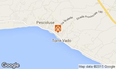 Map Torre Vado House 69357