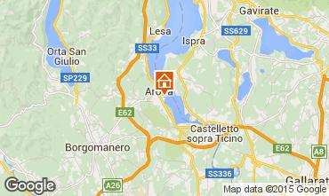 Map Arona Apartment 36668