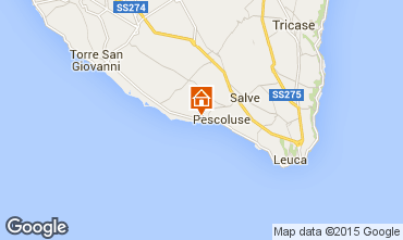 Map Pescoluse Apartment 95743