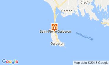 Map Quiberon House 8772