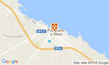 Map Polignano a Mare House 115551