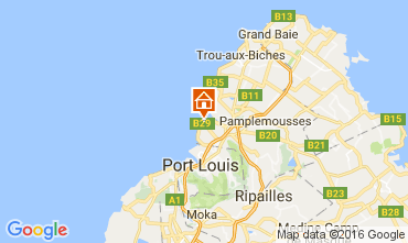Map Pamplemousses House 106266