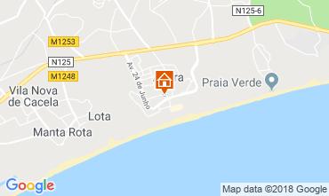 Map Altura Apartment 115637